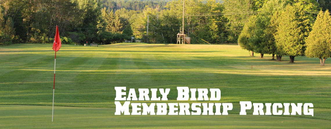Early Bird Memberships